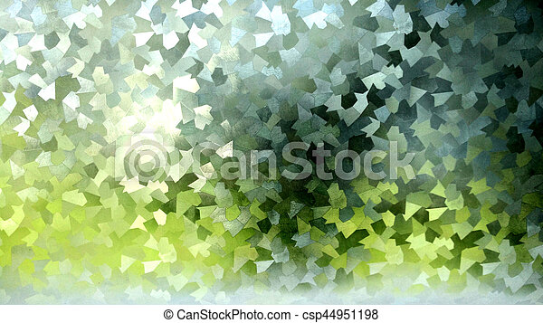 A shiny glass texture background with mosaic tile pieces01 - csp44951198