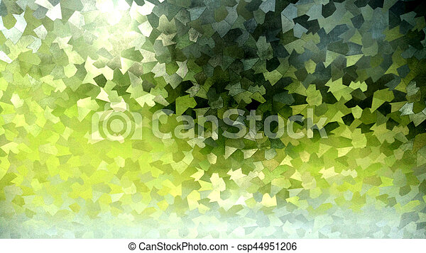 A shiny glass texture background with mosaic tile pieces02 - csp44951206