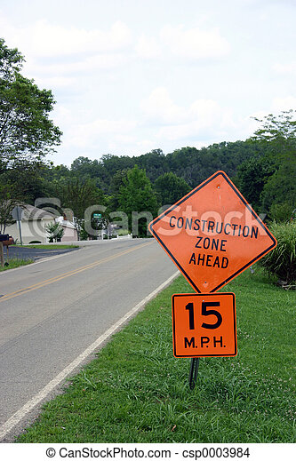 A sign every driver - csp0003984