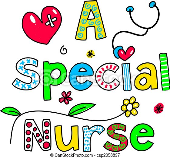 a special nurse - csp2058837