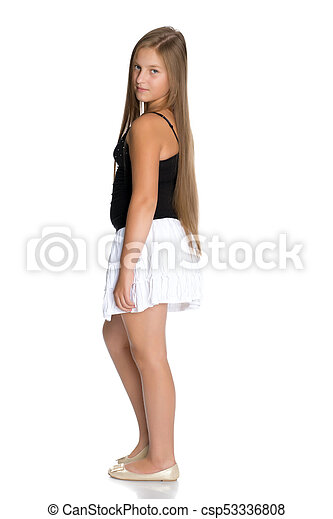 More modest teen short skirt picture can