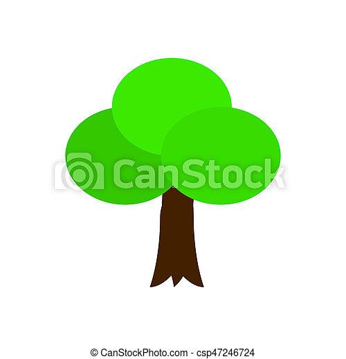 A tree - csp47246724
