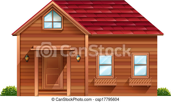 A Wooden House