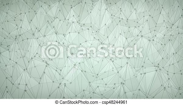 aansluitingen, abstract, achtergrond, internet - csp48244961