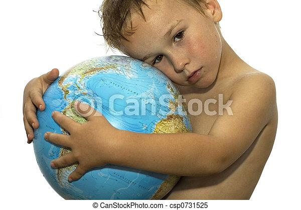 aarde, sparen - csp0731525