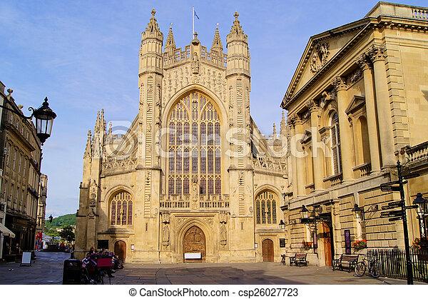 Abadía de Baño, Inglaterra - csp26027723