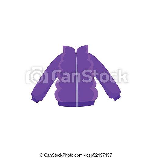 Chaqueta De Esquí Púrpura Por Parka Para Un Niño Chico