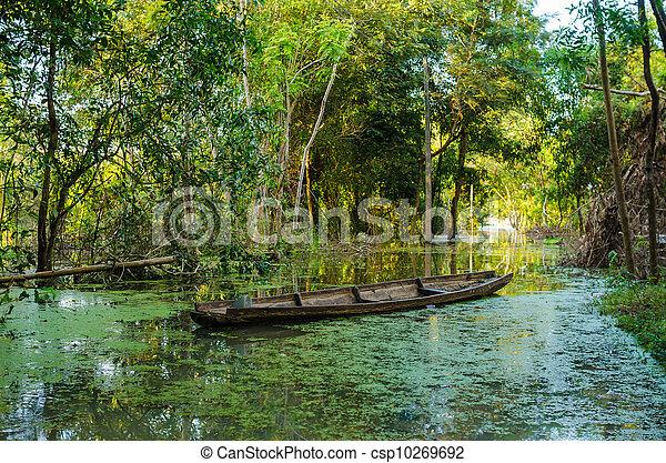 Abandoned boat - csp10269692