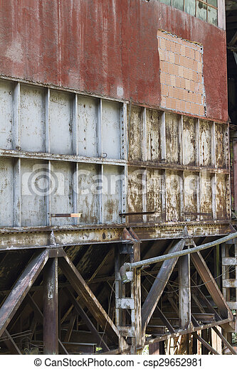 abandoned factory - csp29652981