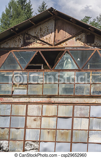 abandoned factory - csp29652960