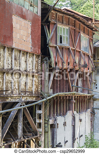 abandoned factory - csp29652999