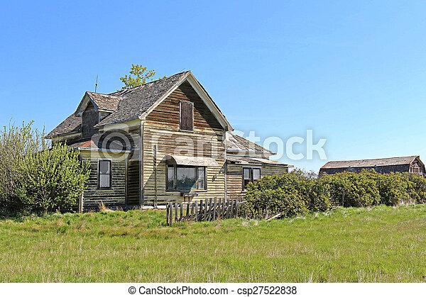 Abandoned Farmhouse 3-A