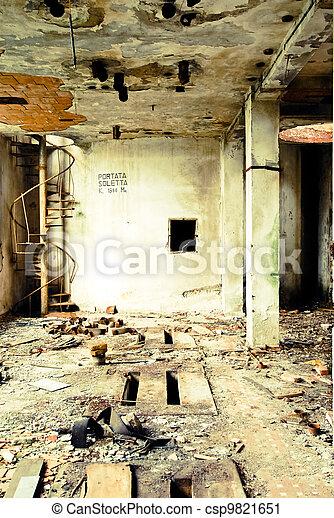 abandoned - csp9821651