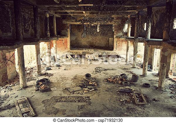 Abandoned - csp71932130
