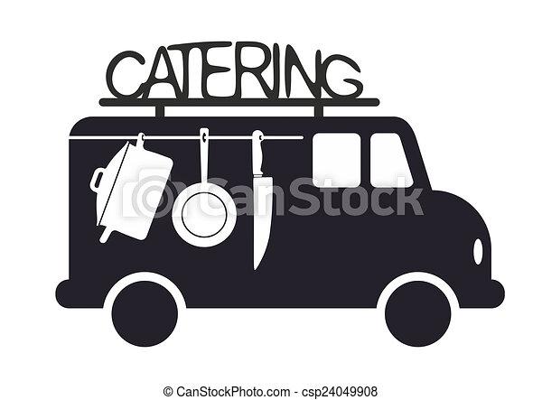 Catering - csp24049908