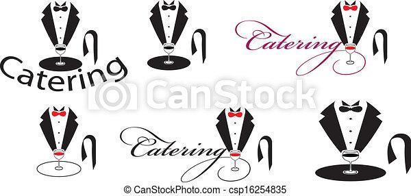 Catering - csp16254835