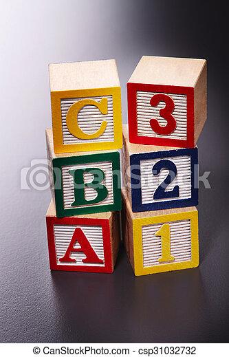 ABC 123 - csp31032732