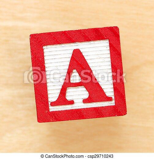 ABC Blocks - csp29710243