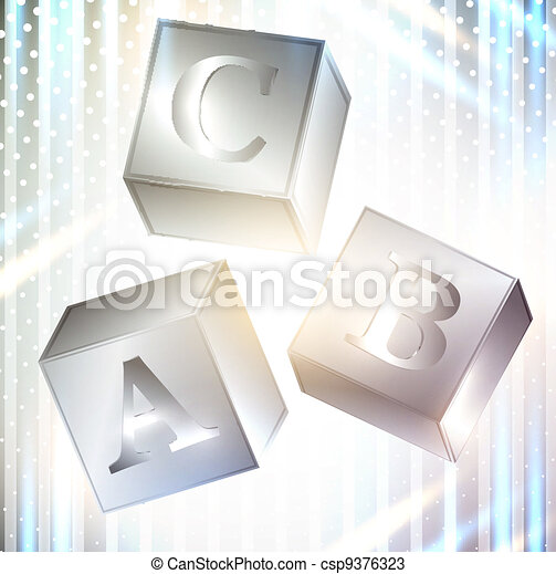 Abc - csp9376323