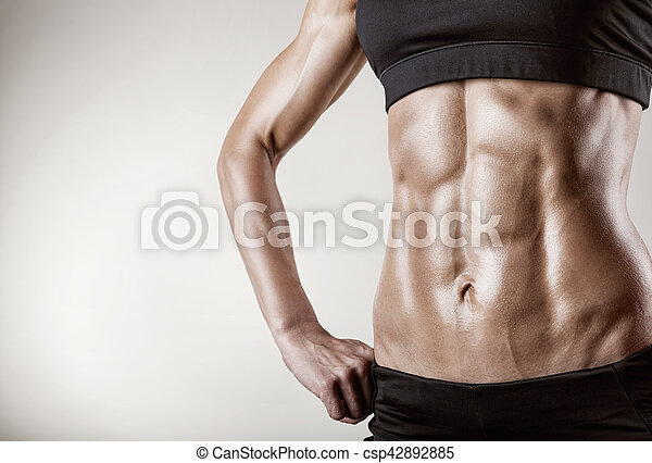 Abdominal muscles - csp42892885