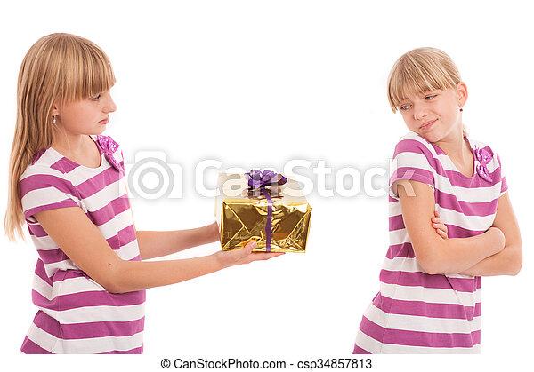 Geschenk Ablehnen