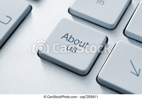 About Us Key - csp7255811