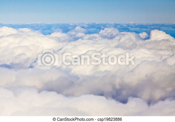 Above the Clouds - csp19823886