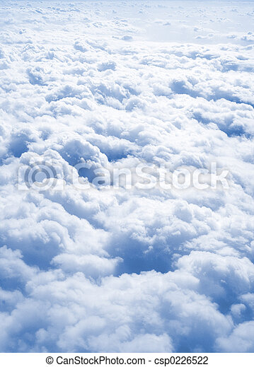 Above the Clouds - csp0226522