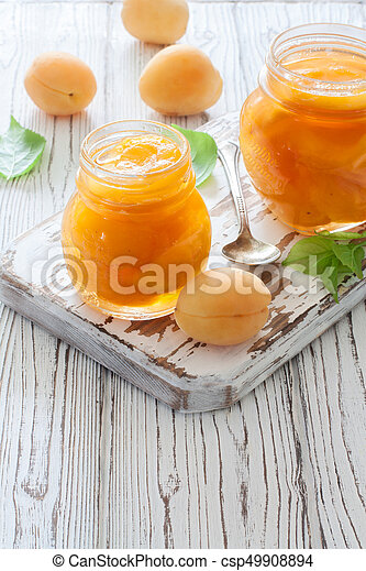 confiture abricot mure