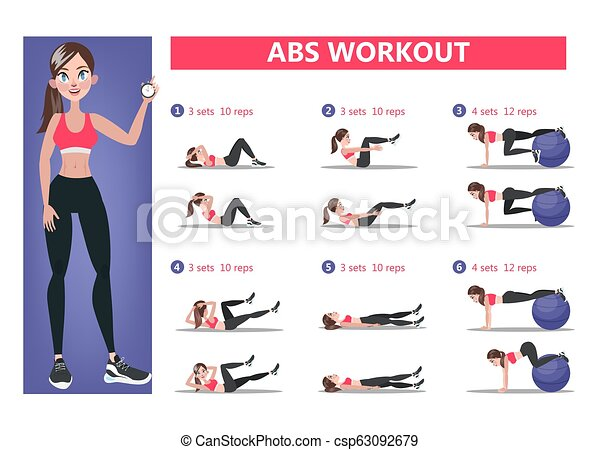 abs workout for women exercise for perfect body abs