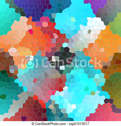 abstract, achtergrond - csp21510017