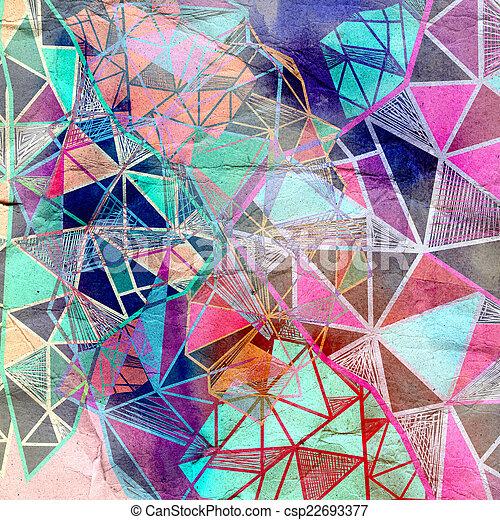 abstract, achtergrond - csp22693377