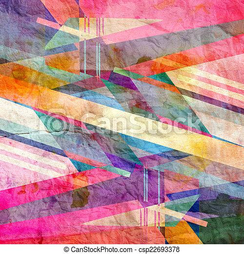abstract, achtergrond - csp22693378