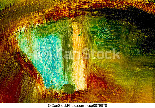 abstract, achtergrond - csp0079870