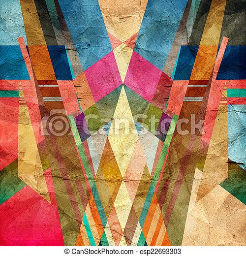abstract, achtergrond - csp22693303