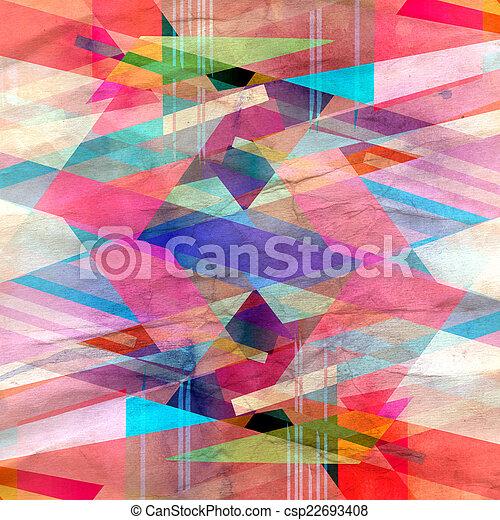 abstract, achtergrond - csp22693408