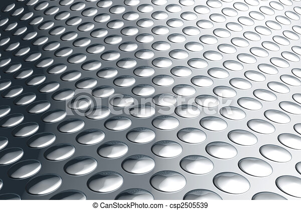 Abstract aluminum background - csp2505539