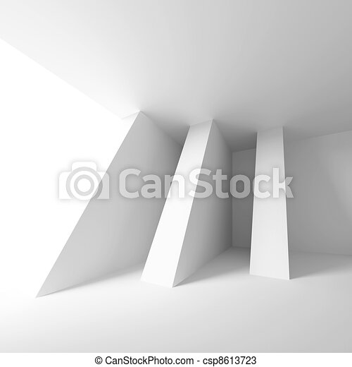 Abstract Architectural Design - csp8613723