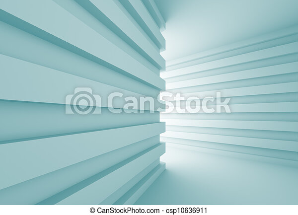Abstract Architecture Background - csp10636911