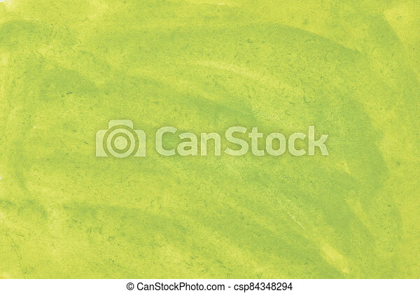 Abstract art background light green color multicolor - csp84348294