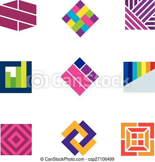 Abstract Art Icon