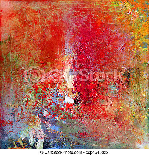 abstract art - csp4646822