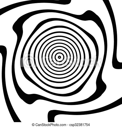 abstract asymmetric spiral background distorted spiral clipart rh canstockphoto com spiral vector theory spiral vector free