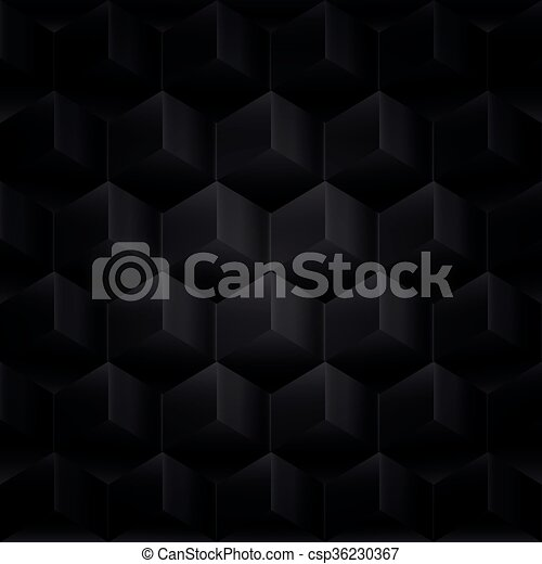 Abstract background, 3d cubes, - csp36230367