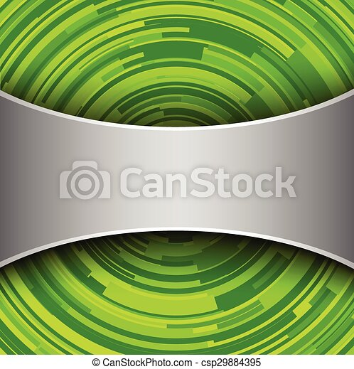 Abstract background 3D - csp29884395