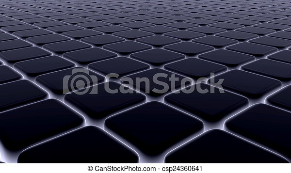 Abstract background blocks, cubes - csp24360641