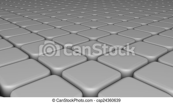 Abstract background blocks, cubes - csp24360639