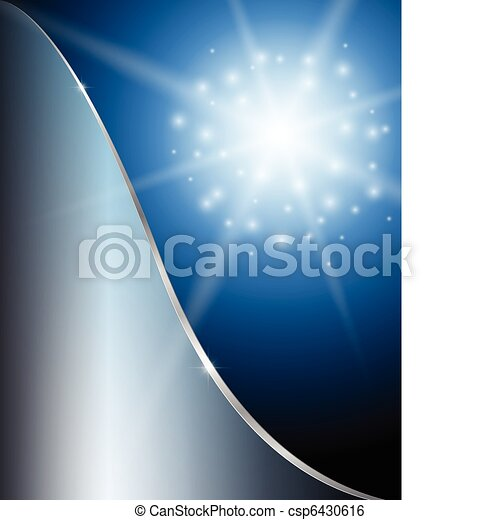 abstract background blue - csp6430616
