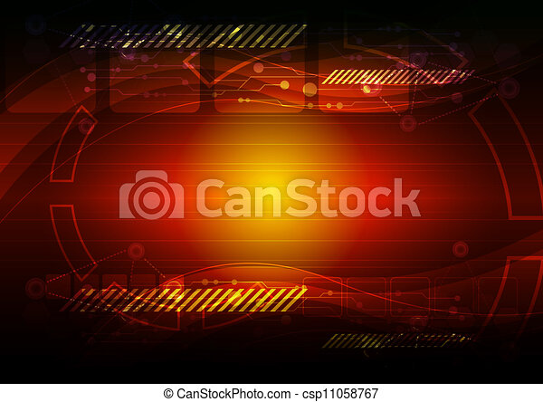 abstract background - csp11058767