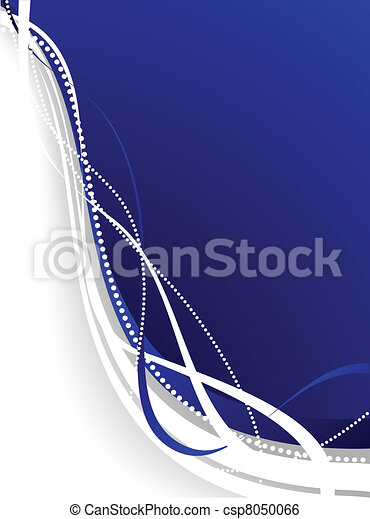 Abstract background. - csp8050066
